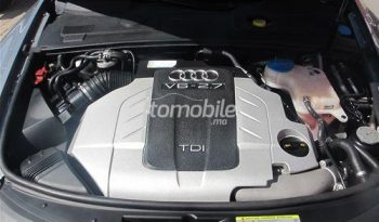 Audi A6 2010 Diesel 150000 Marrakech plein