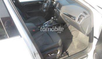 Audi SQ5 2013 Diesel 90000 Marrakech plein