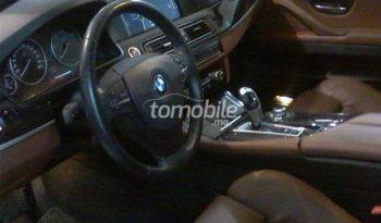 BMW Serie 5 2010 Diesel 100000 Marrakech plein