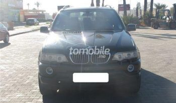 BMW X5 2003 Diesel 190000 Marrakech