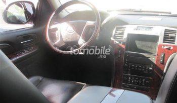 Cadillac Escalade 2008 Essence 90000 Marrakech plein