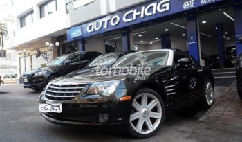 Chrysler Crossfire 2004 Essence  Casablanca