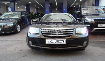 Chrysler Crossfire 2004 Essence  Casablanca plein