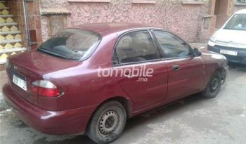 Daewoo Lanos 1998 Essence 190000 Casablanca full