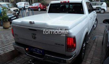 Dodge Ram 2015 Diesel 70000 Casablanca plein