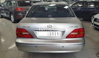 Lexus LS 400 2001 Essence 90000 Rabat plein