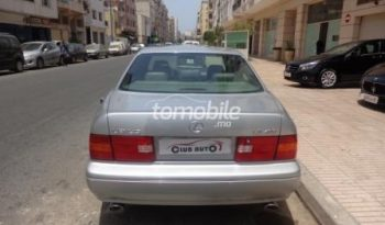Lexus LS 400 2003 Essence 120000 Casablanca full