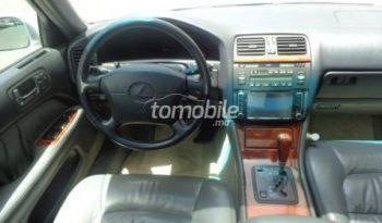 Lexus LS 400 2003 Essence 120000 Casablanca plein