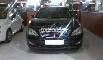 Mercedes-Benz Classe S 2005 Essence 190000 Marrakech plein