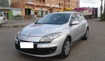 Renault Megane 2013 Diesel 100000 Marrakech plein