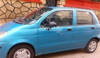 Daewoo Matiz Occasion 2000 Essence 118500Km Casablanca #37447