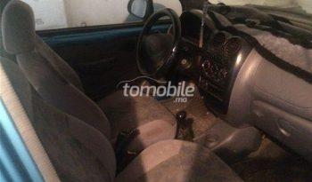 Daewoo Matiz Occasion 2000 Essence 118500Km Casablanca #37447 full