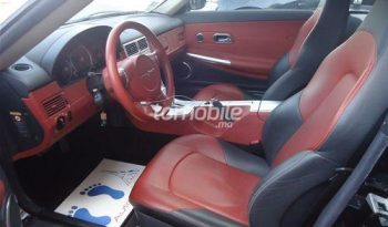 Chrysler Crossfire Occasion 2004 Essence 37000Km Casablanca Auto Paris #47930 plein