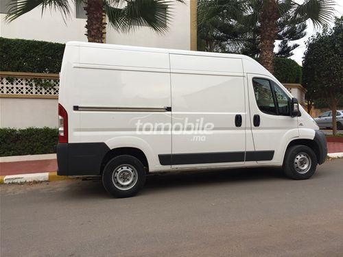 Fiat Ducato Occasion 2014 Diesel 103000Km Rabat Lahbari Auto #44106 plein