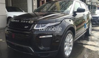 Land Rover Range Rover Evoque Importé Neuf 2017 Diesel 0Km Casablanca 911 Cars #53611