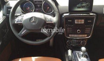 Mercedes-Benz Classe G Importé Neuf 2017 Diesel 0Km Casablanca 911 Cars #53564 plein