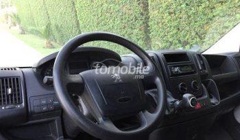 Peugeot Boxer Occasion 2014 Diesel 80000Km Rabat Lahbari Auto #44127 plein