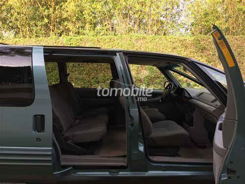 Pontiac Trans Sport Occasion 1995 Essence 29000Km Rabat Lahbari Auto #44164 plein