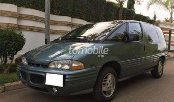 Pontiac Trans Sport Occasion 1995 Essence 29000Km Rabat Lahbari Auto #44164