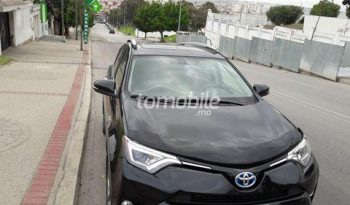 Toyota RAV 4 Occasion 2017 Electrique 12000Km Tanger #56383