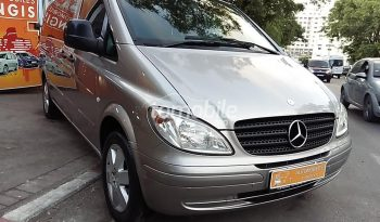 Mercedes-Benz Vito Importé  2009 Diesel 119000Km Tanger #56803 plein