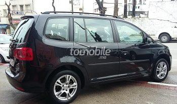 Volkswagen Touran Importé  2013 Diesel 160000Km Tanger #57518 plein