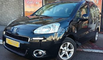 Peugeot Partner Tepee Occasion 2012 Diesel 149000Km Tanger #58256
