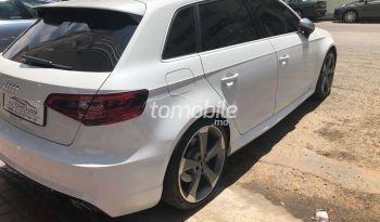 Audi RS3 Importé Occasion 2016 Essence 37000Km Casablanca #61880 full