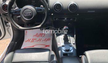 Audi RS3 Importé Occasion 2016 Essence 37000Km Casablanca #61880 plein