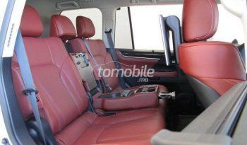 Lexus LX Series Importé  2018 Essence Km Casablanca #62152 full