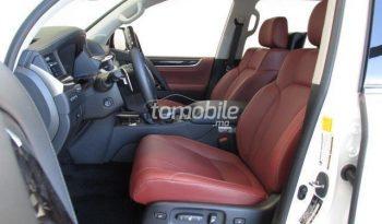 Lexus LX Series Importé  2018 Essence Km Casablanca #62152 plein
