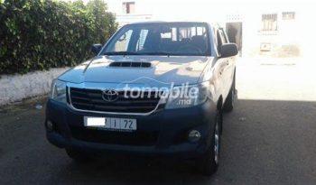 Toyota Hilux Occasion 2015 Diesel 86000Km Casablanca #63319 plein