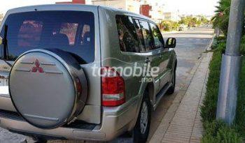 Mitsubishi Pajero Occasion 2006 Diesel 150000Km Casablanca #65055 plein