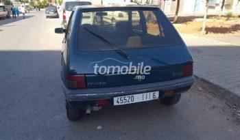 Peugeot 205 Occasion 1991 Diesel 200000Km Casablanca #65166 plein