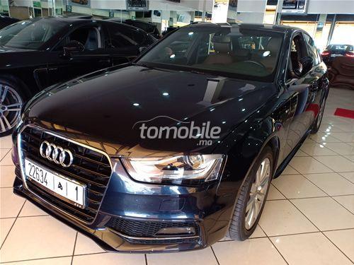 Audi A4 Occasion 2015 Diesel 47000Km Rabat Auto Lafhaili #76297