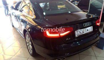 Audi A4 Occasion 2015 Diesel 47000Km Rabat Auto Lafhaili #76297 plein
