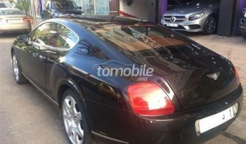 Bentley Continental Occasion 2010 Essence 48000Km Casablanca Cars&Cars Maroc #73146 full