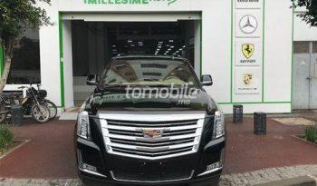 Cadillac Escalade Importé Neuf 2018 Essence Rabat Millésime Auto #73299