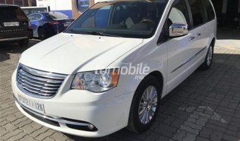 Chrysler Grand Voyager Importé Occasion 2012 Essence 38000Km Marrakech VULCO Marrakech #74335 full