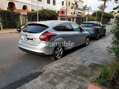 Ford Focus Occasion 2012 Diesel 125000Km Casablanca #78961 plein