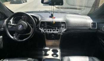 Jeep Grand Cherokee   Diesel 79000Km Casablanca #79537 plein