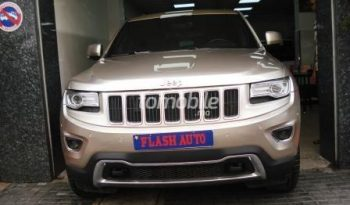 Jeep Grand Cherokee Occasion 2015 Diesel 100000Km Casablanca Flash Auto #76769