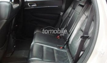 Jeep Grand Cherokee Occasion 2015 Diesel 100000Km Casablanca Flash Auto #76769 plein