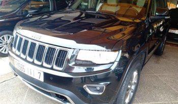 Jeep Grand Cherokee Occasion 2016 Diesel 66000Km Rabat Auto Lafhaili #76290