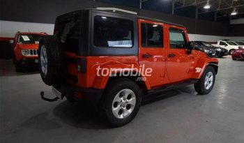 Jeep Wrangler Occasion 2017 Diesel 26000Km Casablanca Auto Warehouse #77026 plein