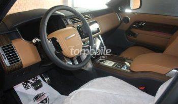 Land Rover Range Rover Importé Neuf 2018 Diesel Marrakech Hivernage Auto #78198 plein
