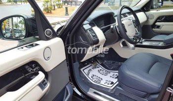 Land Rover Range Rover Importé Neuf 2018 Diesel Rabat Auto View #77101 plein