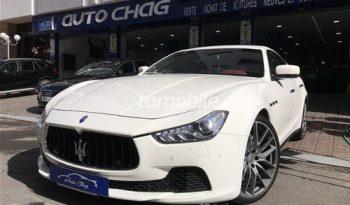 Maserati Ghibli Importé Occasion 2015 Diesel 30000Km Casablanca Auto Chag #73694