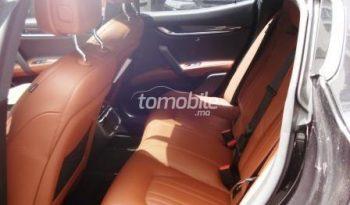 Maserati Ghibli Importé Occasion 2018 Diesel 23000Km Casablanca Flash Auto #76565 full