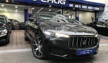 Maserati Levante Occasion 2016 Essence 42000Km Casablanca Auto Chag #73614